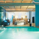 A Swimming pool in your bedroom