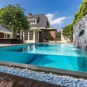 Aquatic Backyard in The Netherlands