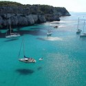 Beauty of Cala Macarella, Minorca Island, Spain