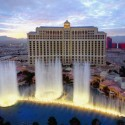 The Bellagio is a luxury hotel in Las Vegas