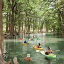 Adventures in Medina River, Texas, USA