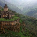 Ancient Monastery in Armenia