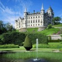 Dunrobin Castle, Highland area of Scotland