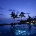 Maldives at Night