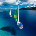 The Pearl Regatta in Tahiti