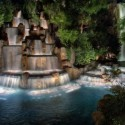Wynn Waterfall, Las Vegas, USA
