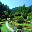 Butchart Gardens in Victoria BC, Canada