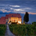 House in the Vineyards, Lavaux, Lake Geneva, Switzerland