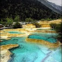 Blue Pools - Huanglong, Sichuan, China