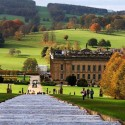 Chatsworth House - Derbyshire, East Midlands, England