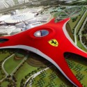 Ferrari World , Abu Dhabi , UAE