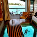 Glass Floor Cottage, Bora Bora