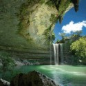 Hamilton Pool Natural Preserve , near Austin , Texas , USA