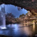 Hamilton Pool Nature Reserve, Texas, USA
