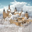 Hohenzollern Castle , Germany
