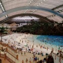 Japan's Indoor Man-Made Beach