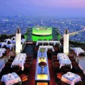 Restaurant at State Tower, Bangkok, Thailand