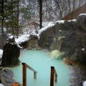Shirahone Onsen , Gifu Prefecture , Japan