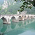 Sokolovic Bridge, Visegrad, Bosnia and Herzegovina