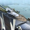 The Marina Bay Sands , Singapore