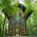 Thorncrown Chapel , Arkansas , USA