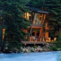 Twilight House , Aspen , Colorado , USA