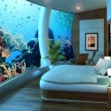 Under water bedroom , Poseidon Undersea Resort, Fiji