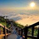 Yushan National Park , Taiwan