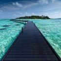 A walk to Remember , Bora Bora , French Polynesia