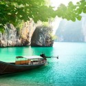Beautiful Beach, Krabi, Thailand