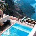 Beautiful Santorini , Greece