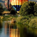 Hot Air Balloon Rally - Prosser, Washington, USA
