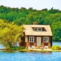 Island House , Thousand Islands , Canada