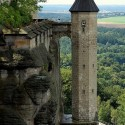 Konigstein Fortress , Germany