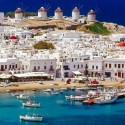 Mykonos Island , Greece