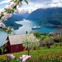 Sognefjord , Norway
