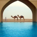 The Tilal Liwa Hotel Pool, Abu Dhabi, UAE
