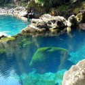 Turquoise Pool, Chile