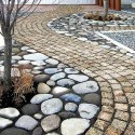 Wonderful Stone Path