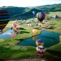 Balloon Festival near Aspen , Colorado, USA