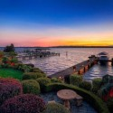 Dusk , Kirkland , Washington , USA