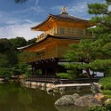 Kinkaku-ji Golden Pavilion, Kyoto, Japan