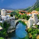 Stari Most, Old Bridge, Mostar, Bosnia and Herzegovina