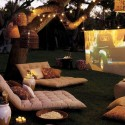 Wonderful Backyard Home Theatre