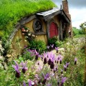 Hobbit House, Rotorua, New Zealand