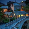 Ancient Village , Mostar , Bosnia and Herzegovina