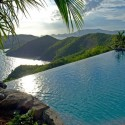 Peter Island , Falcon's Nest , British Virgin Islands