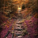 Abandoned Railroad in Lebanon, Missouri, USA