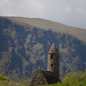 Glendalough in Ireland