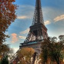 Paris in the Fall, France